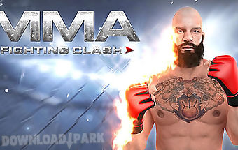 Mma fighting clash