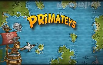 Primateys: ship outta luck!