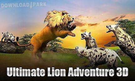ultimate lion adventure 3d