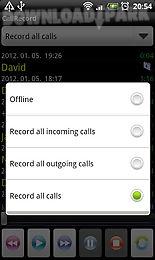 call record free