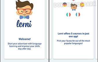 Lerni. learn languages.