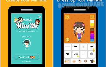 Lovebyte minime avatar maker
