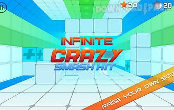 Crazy smash hit