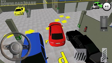 parking simulator