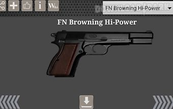 Pistols, gun - sounds