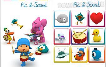 Pocoyo pic & sound free