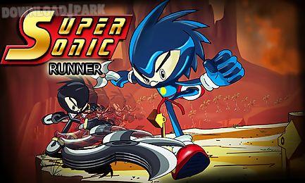 Super sonic runner Android Juego gratis descargar Apk