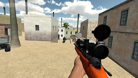 swat sniper team