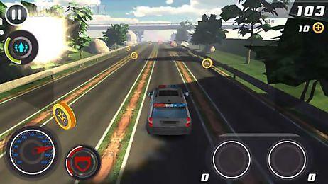 cop riot 3d: car chase race