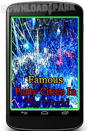 famous party cities in the world