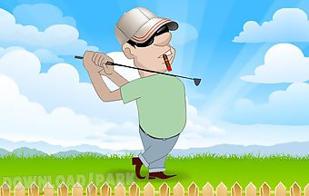 Golf gunfire games
