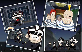 Jailbreak escape-prison break