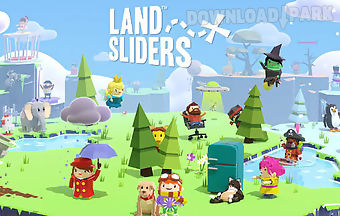 Land sliders