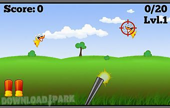 Shoot duck game