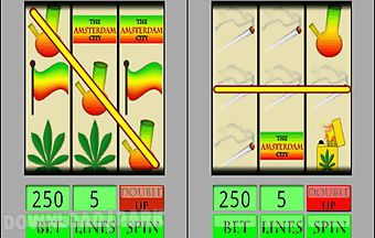Slot machine weed