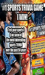 sports trivia iq game i win free