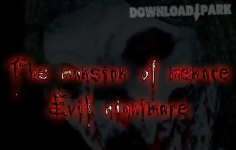 The mansion of menace: evil nigh..