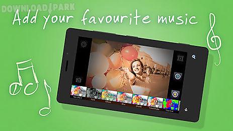 video fx music video maker