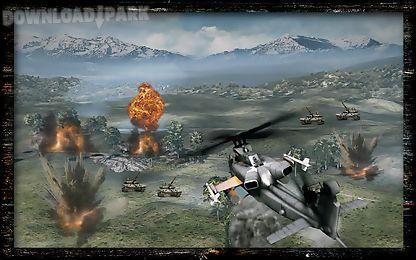 gunship modern war -air battle