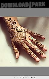 henna tutorial step by step