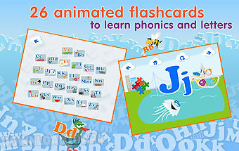 Montessori alphabet phonics