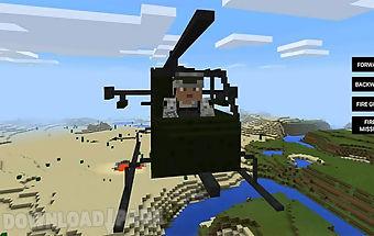 Transport mod for minecraft pe