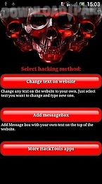Www hacker prank Android App free download in Apk