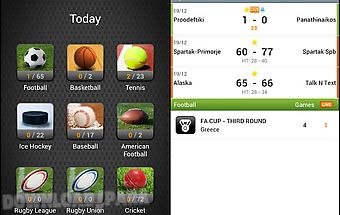 Betscores®live scores & odds