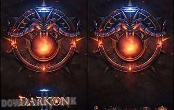 Darkon ii go launcher theme
