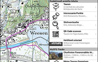 Gps-tracks for android