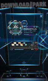 ray next launcher 3d theme