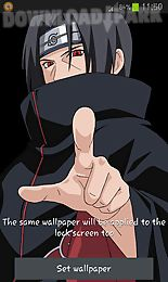 uchihabrothers live wallpaper