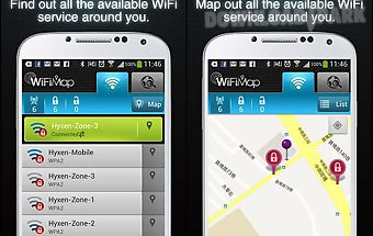 Wifimap (free wifi)