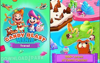 Candy blast mania: travel