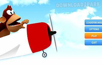 Flying king monkey
