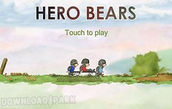 Help for heroeshero bears