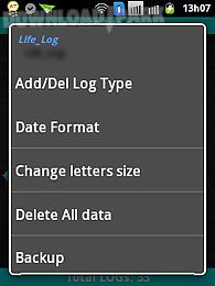 life log lite
