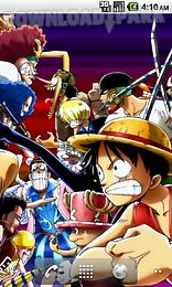 one piece luffy straw hat live wallpaper pack free