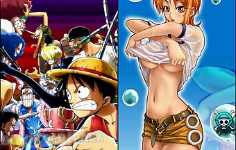 One piece luffy straw hat live w..