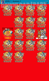 tom and jerry memory game free