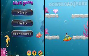 Aquarium adventure alien game