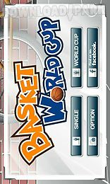 basket world cup - basketball