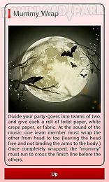 best halloween party games