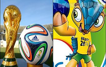 Brazil world cup 2014 easy puzzl..