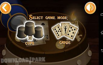 Cards shell games