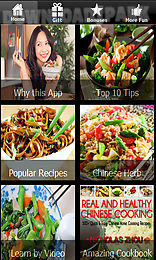 How to cook healthy chinese food recipes and menu android app free free apk files recipes apps how to cook healthy chinese food forumfinder Gallery