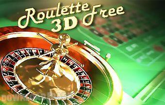Roulette 3d free