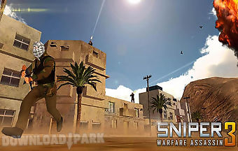Sniper warfare assassin 3d
