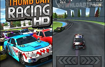 Thumb car racing