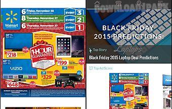 Black friday 2016 ads app